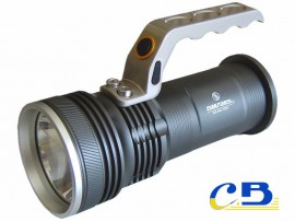 Linterna Recargable 1 Led 800Lm