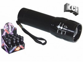 Linterna Corta 1 Led 2W Focus