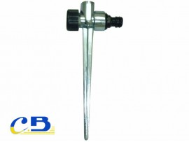 Pincho Metal Doble Aspersor