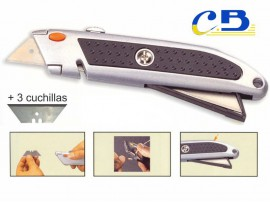Cutter Profesional Metálico