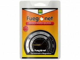 Fuegonet Termómetro Magnético