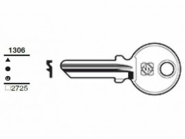 Llave Acero IF-11 - Silca IF6